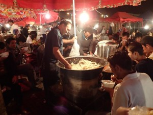 Kashgar : night market